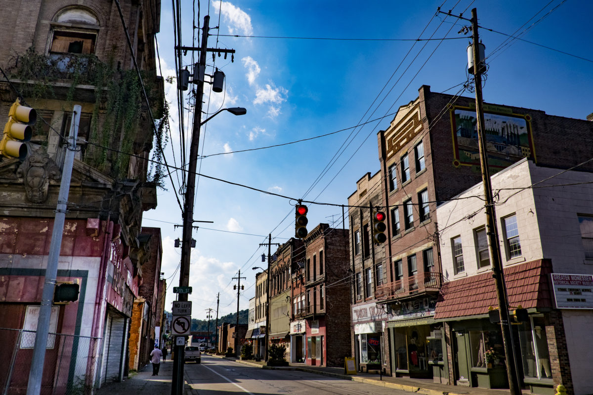 Monessen - Searching for Dream Street