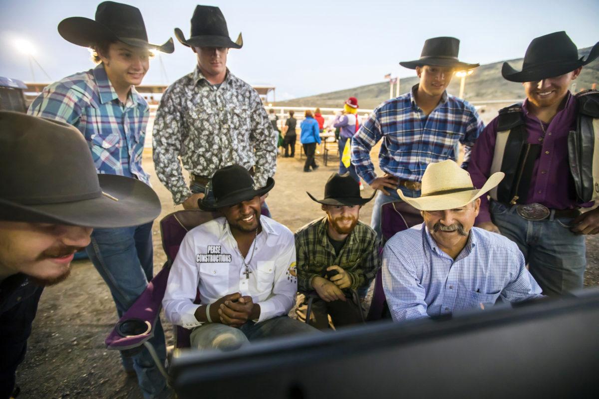 80 Years of Cody Nite Rodeo