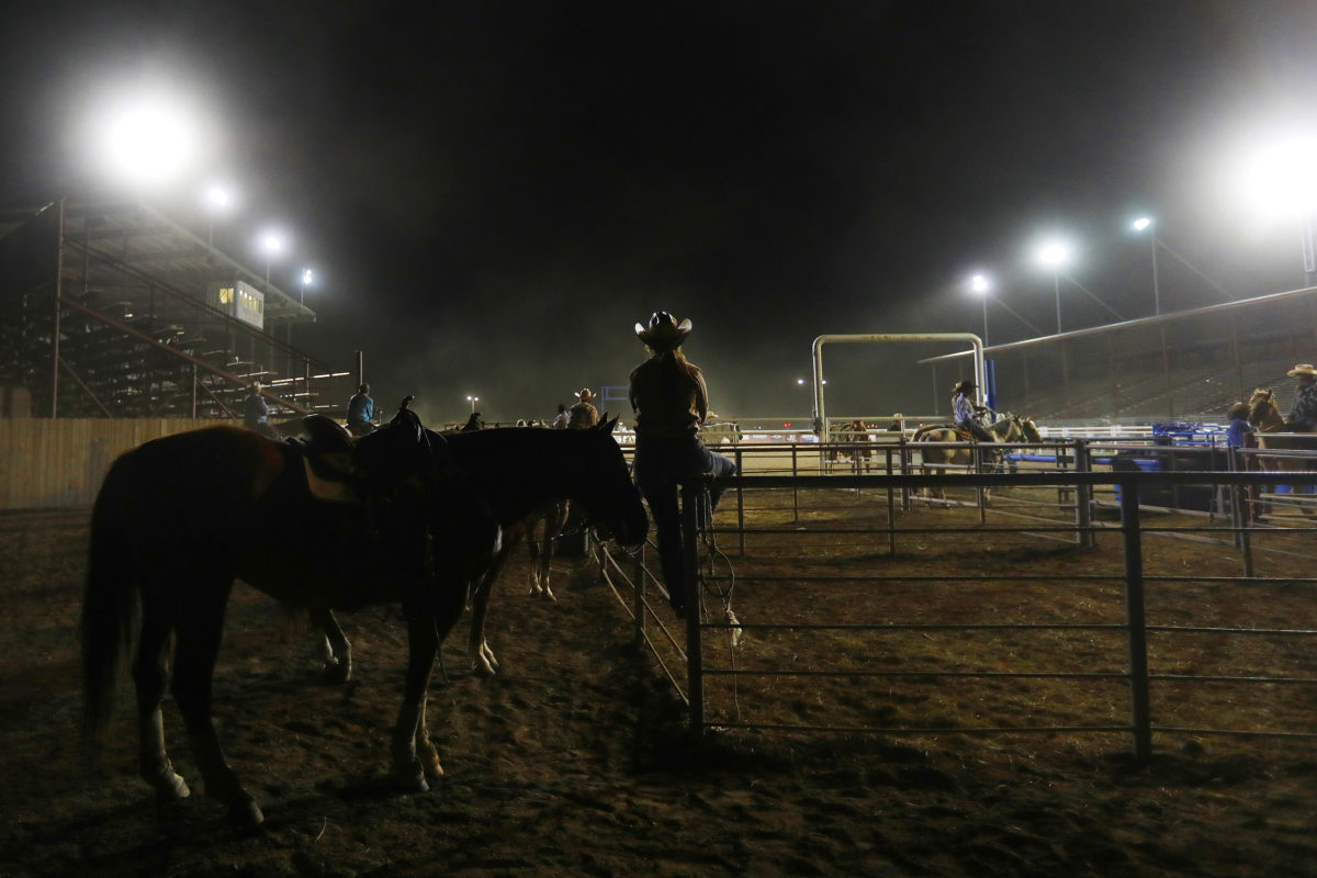 80 Years of Cody Nite Rodeo