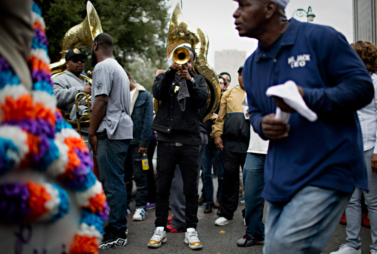 Second Line (Parade)
